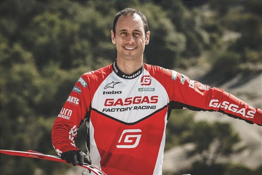 GasGas New Team Manager  Albert Cabestany