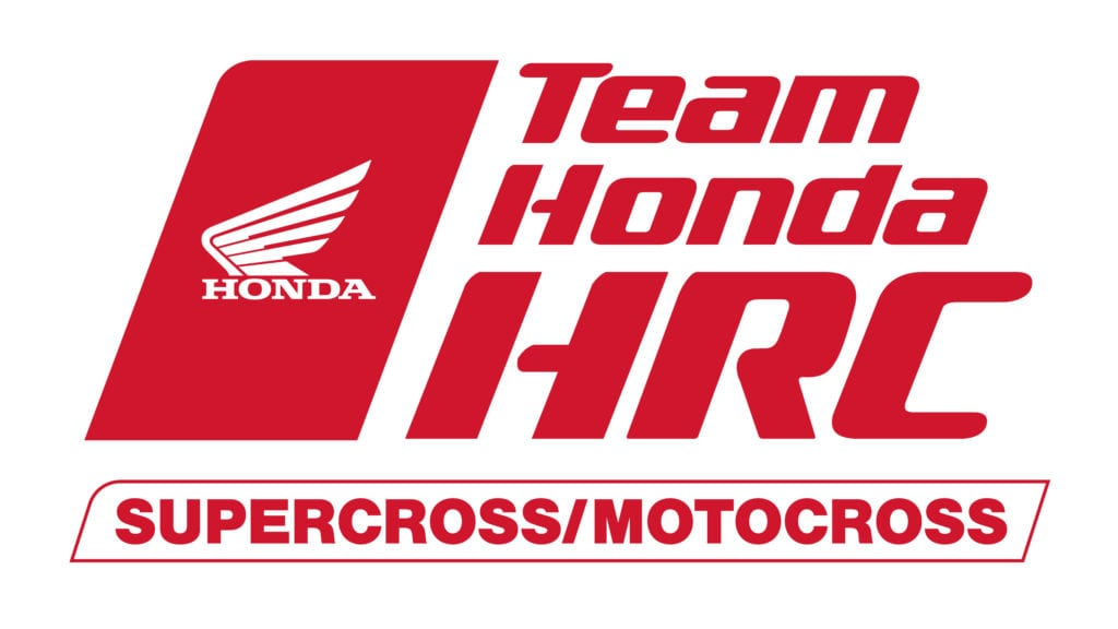 Team Honda HRC Badge