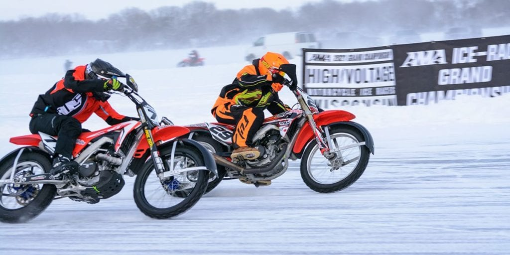 Ama Ice Racers Of The Year
