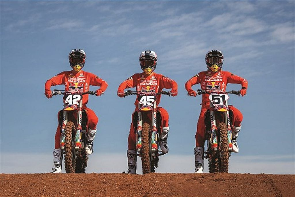 BARCIA, MOSIMAN AND BROWN ARE READY TO GET ON THE GAS AT FOX RACEWAY