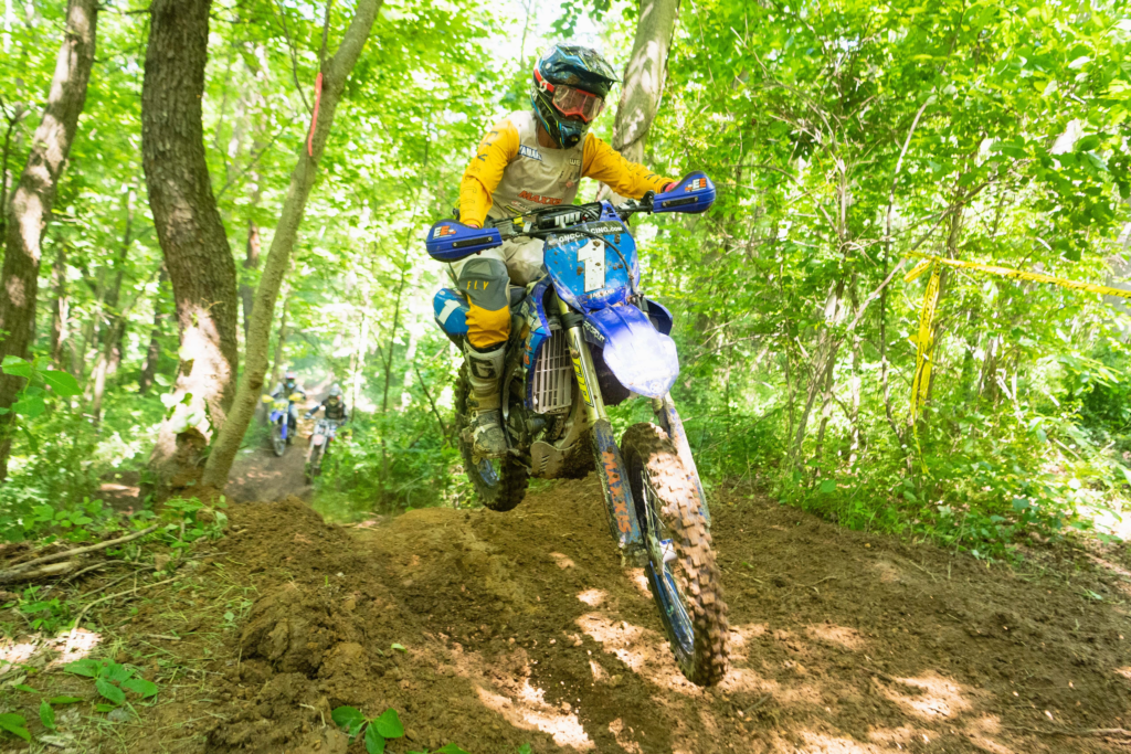 Becca Sheets (BABS Racing Yamaha/Fly Racing/Maxxis/Pro Circuit) continues to lead the way in WXC, earning her fifth win of the year.