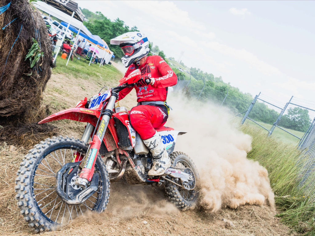 Ben Parsons (Coastal GASGAS Factory Racing) earned his second-straight FMF XC3 class win.
